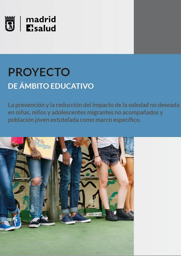 Proyecto de ámbito educativo